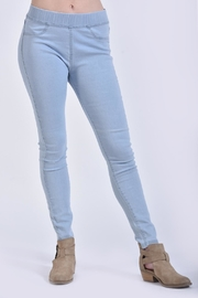 Mud Pie Jegging - Front cropped