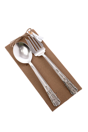 Mud Pie Salad Serving Set - Product Mini Image
