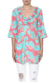 Mud Pie Sea Shell Cover Up - Side cropped
