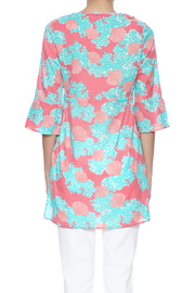 Mud Pie Sea Shell Cover Up - Back cropped