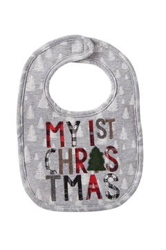 Shoptiques Product: 1st Christmas Bib