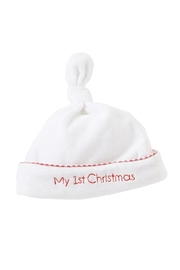 Mud Pie 1st Christmas Hat - Front cropped