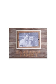 Mud Pie All About Family - Product Mini Image