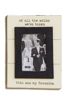 Shoptiques Product: All The Walks Frame