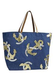 Mud Pie Anchor Dazze Tote - Product Mini Image