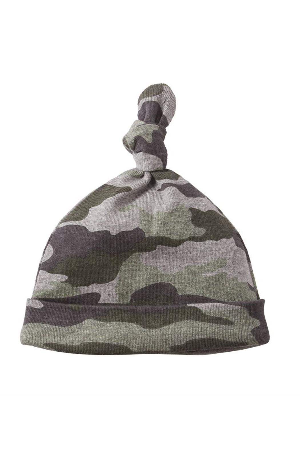 Mud Pie Baby Camo Cap - Front Cropped Image