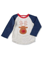 Mud Pie Baby Graphic Tee - Product Mini Image