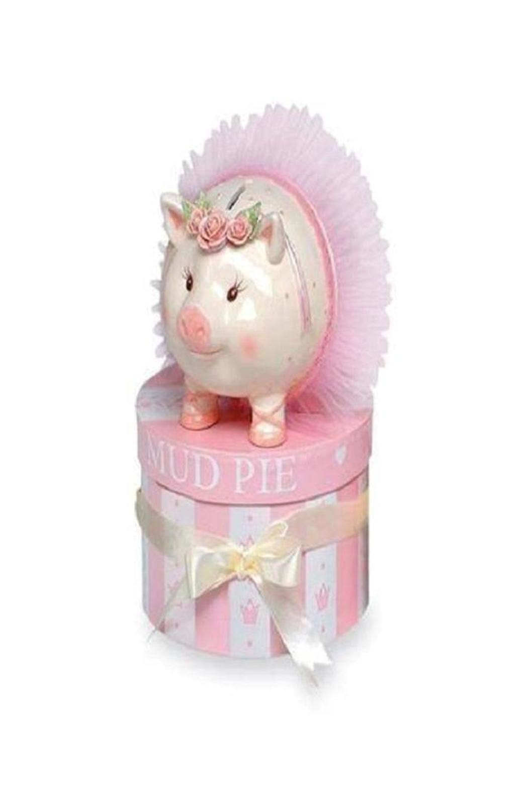 Mud pie ballerina piggy bank mud pie - Mud Pie Ballerina Piggy Bank Front Cropped Image