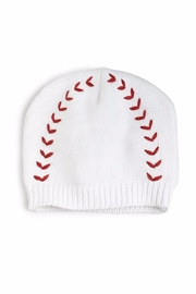 Mud Pie Baseball Knit Cap - Product Mini Image