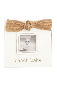 Mud Pie Beach Baby Frame - Alternate List Image