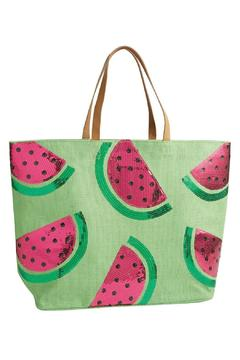Shoptiques Product: Beach Tote Watermelon