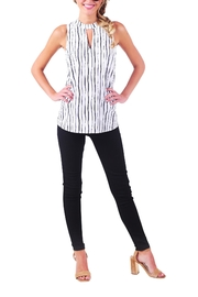 Mud Pie Beverly Swing Top - Front cropped