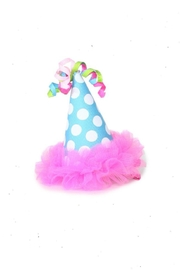 Mud Pie Birthday Hair Clip - Product Mini Image
