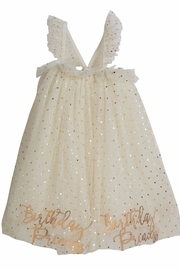 Mud Pie Birthday Princess Dress - Product Mini Image