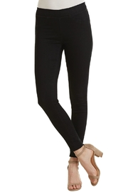 Mud Pie Black Denim Leggings - Product Mini Image