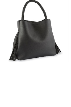 Mud Pie Black Tote - Alternate List Image
