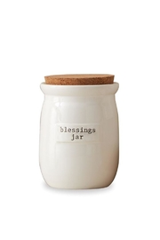 Mud Pie Blessing Jar - Product Mini Image
