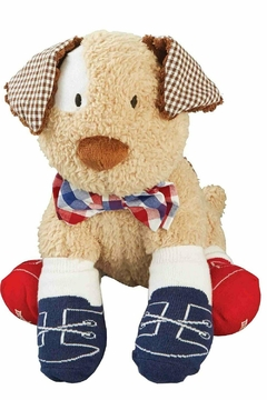 Mud Pie Bowtie Socks Dog - Alternate List Image
