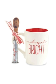 Mud Pie Bright Mug Set - Product Mini Image