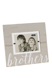 Mud Pie Brothers Frame - Product Mini Image