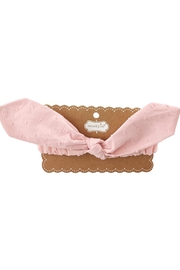 Mud Pie Bunny Ear Headband - Front cropped