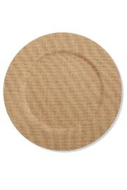 Mud Pie Burlap Charger Plate - Product Mini Image