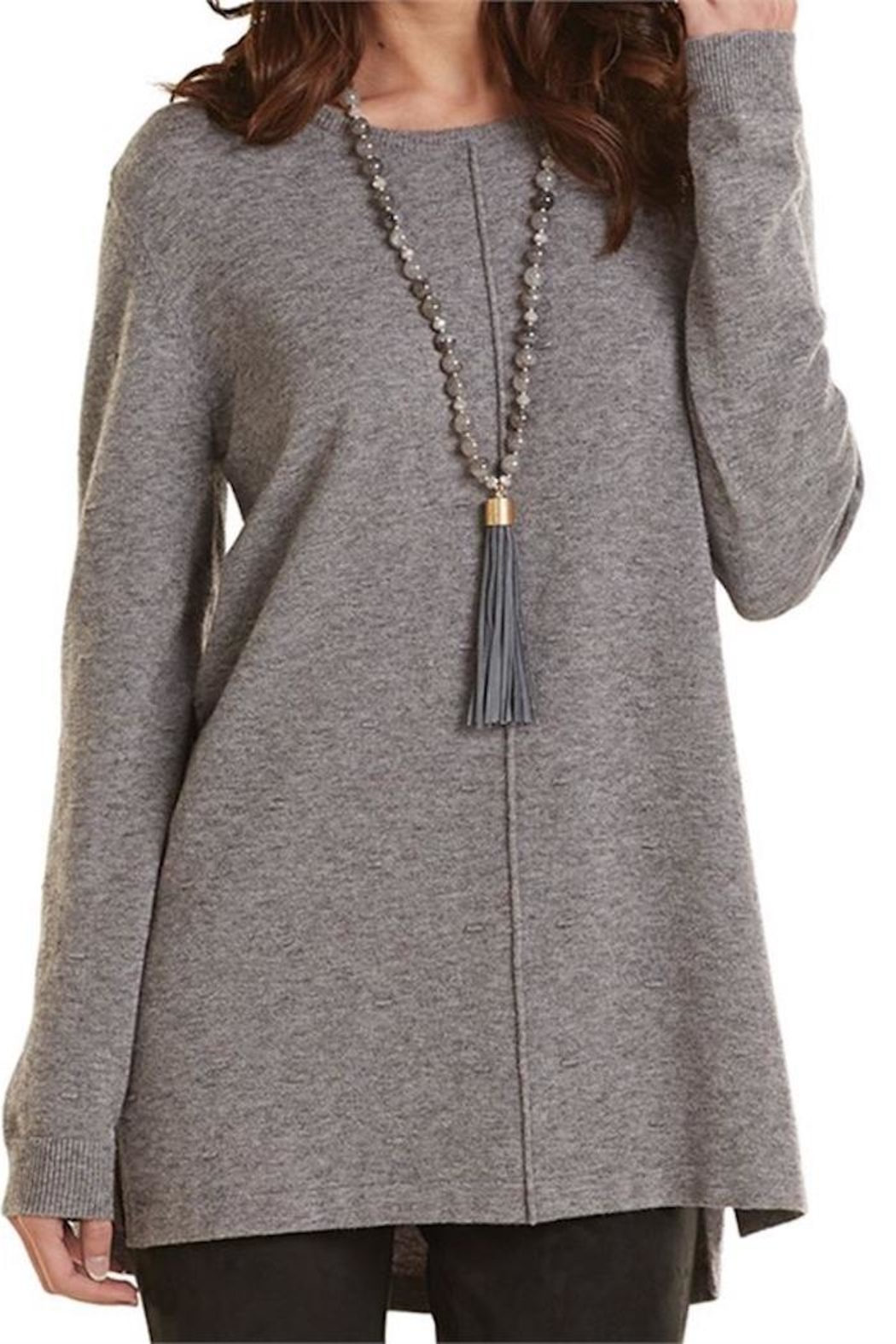 Mud Pie Camilla Sweater Tunic - Side Cropped Image