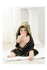 Mud Pie Camo Baby Towel - Product Mini Image