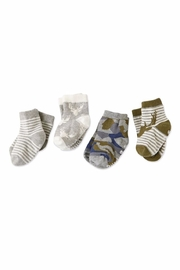 Mud Pie Camo Sock Set - Product Mini Image