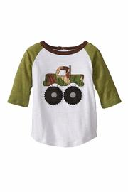 Mud Pie Camo Truck Tee - Product Mini Image