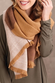 Mud Pie Carmen Blanket Scarf - Product Mini Image