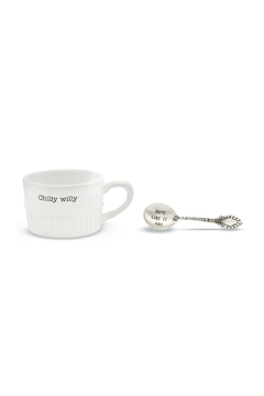 Mud Pie Chilly Willy Soup Set - Product List Image