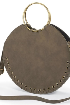 Mud Pie Circular Tote - Alternate List Image