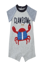 Mud Pie Clawesome Raglan Shortall - Product Mini Image
