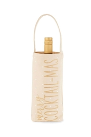 Mud Pie Cocktail Wine Bag - Front cropped