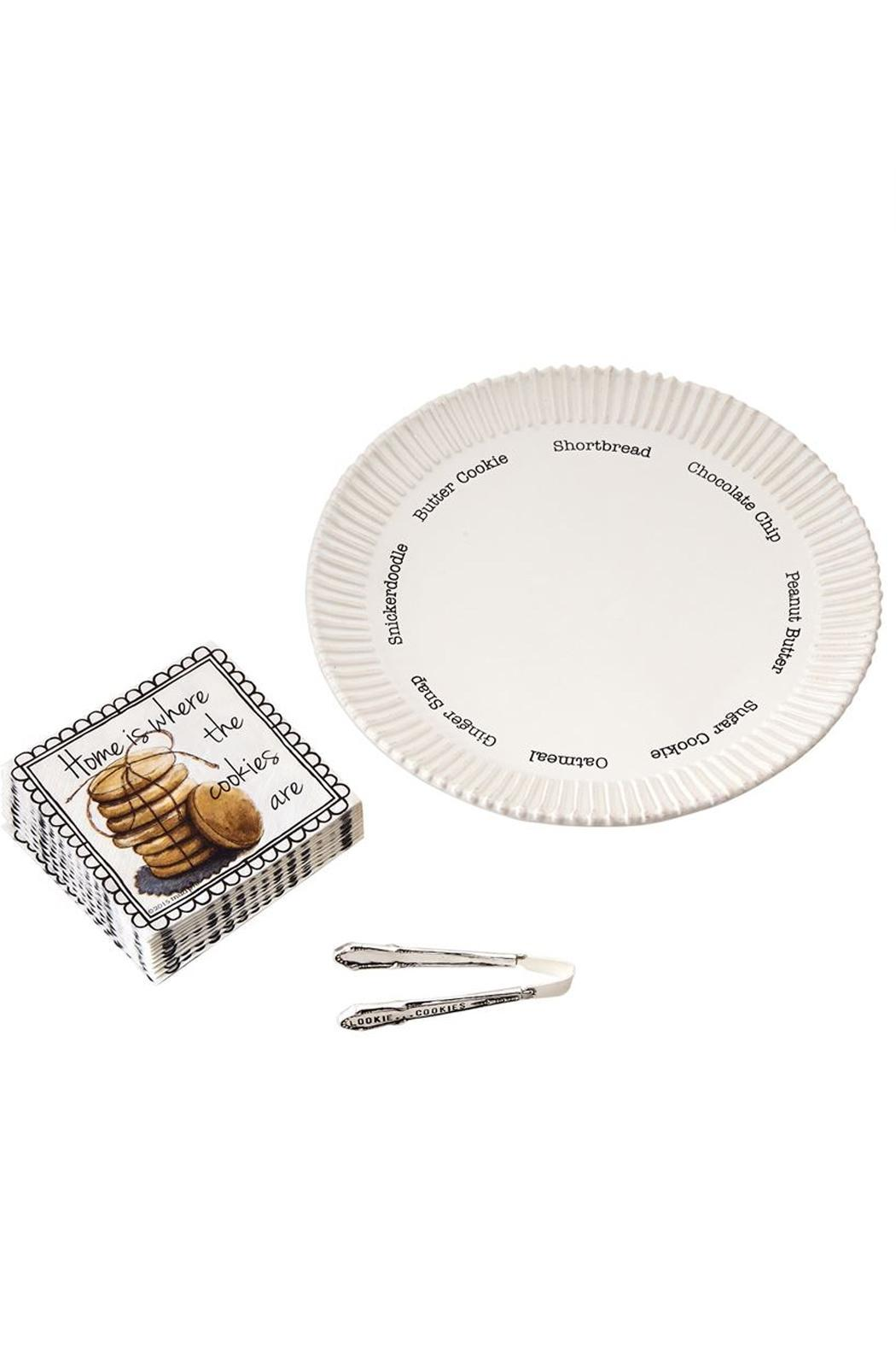 Mud Pie Cookie Plate Set - Front Full Image  sc 1 st  Shoptiques & Mud Pie Cookie Plate Set from New Jersey by Thread\u0027s Boutique ...