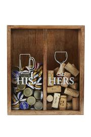 Mud Pie Cork Box Display - Product Mini Image