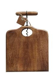 Mud Pie Cork Screw Board - Product Mini Image