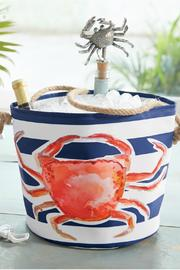 Mud Pie Crab Party Bucket - Product Mini Image