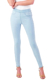 Mud Pie Denim Leggings - Product Mini Image