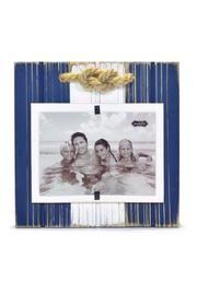 Mud Pie Distressed Wooden Frame - Product Mini Image