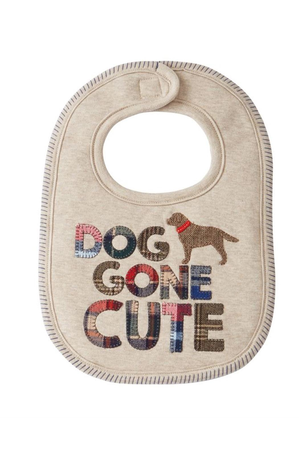 Mud Pie Dog Cute Bib - Main Image