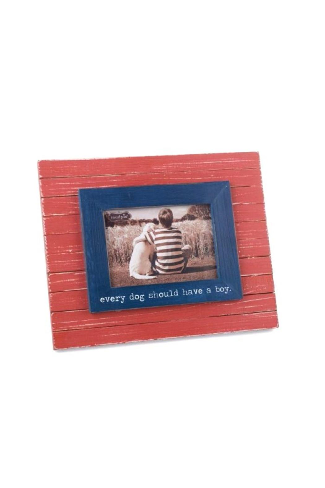 Mud Pie Dog Needs Boy Frame From Kentucky By Gracious Me