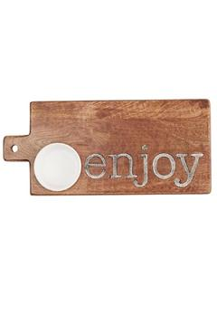 Mud Pie Enjoy Cutting Board - Product List Image