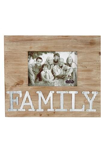 Mud Pie Family Frame From New Jersey By Thread S Boutique