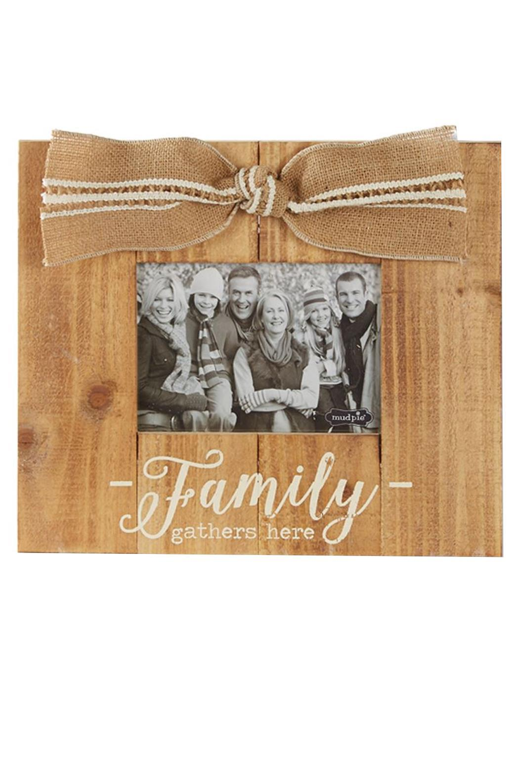 mud pie family gathers frame from new jersey by thread u0026 39 s boutique  u2014 shoptiques