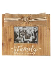 Mud Pie Family Gathers Frame - Product Mini Image