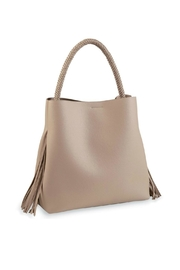 Mud Pie Fiona Fringe Tote - Product Mini Image
