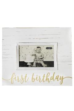 Shoptiques Product: First Birthday Frame