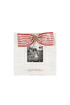 Shoptiques Product: First Christmas Frame